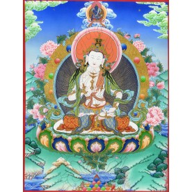 Thangka flawless high quality printing
