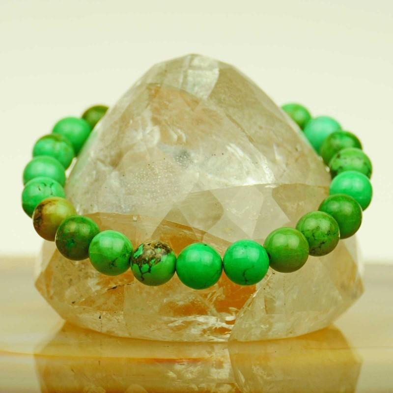 Wunderschönes Armband mit Tibetischem Türkis
