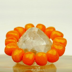 "Large Bracelet ""Amber Look"" Fashion jewellery Opulent Women's Jewelry JEWELRY"