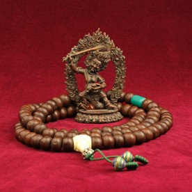 Mala Bodhi Samen 12.5 13mm Buddha Meditation