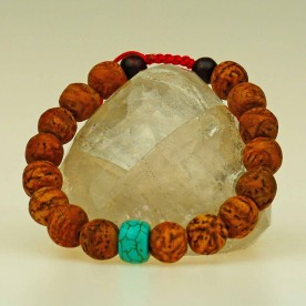Very good Bracelet with Bodhi Tree Seeds