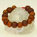 Beautiful Bracelet with Bodhi Tree Seeds