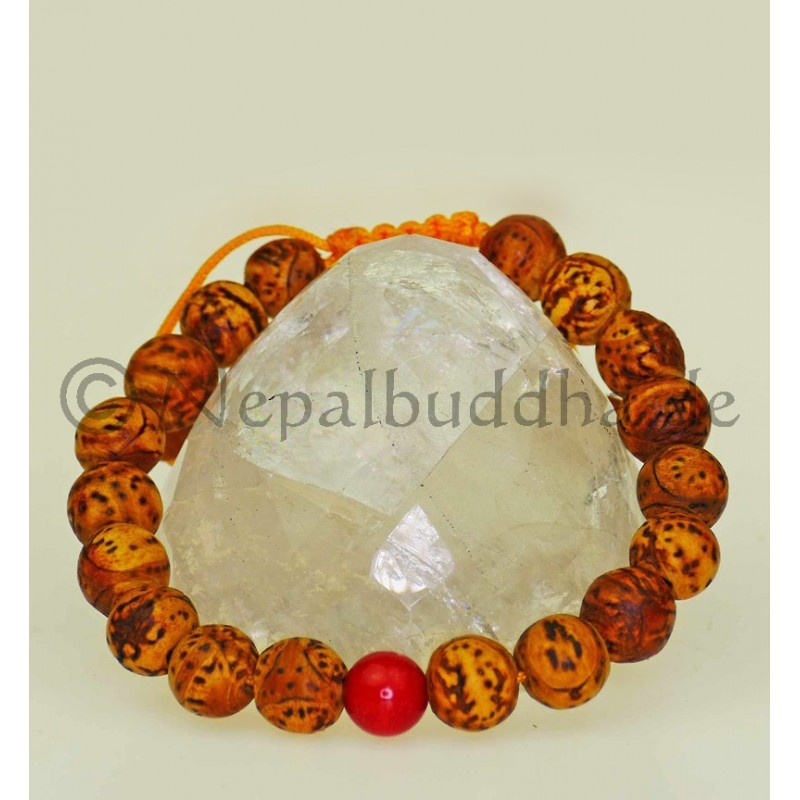 Berühmt Bodhi Baum Samen, Armband, Armreif, Nepalbuddha-shop @NN_66