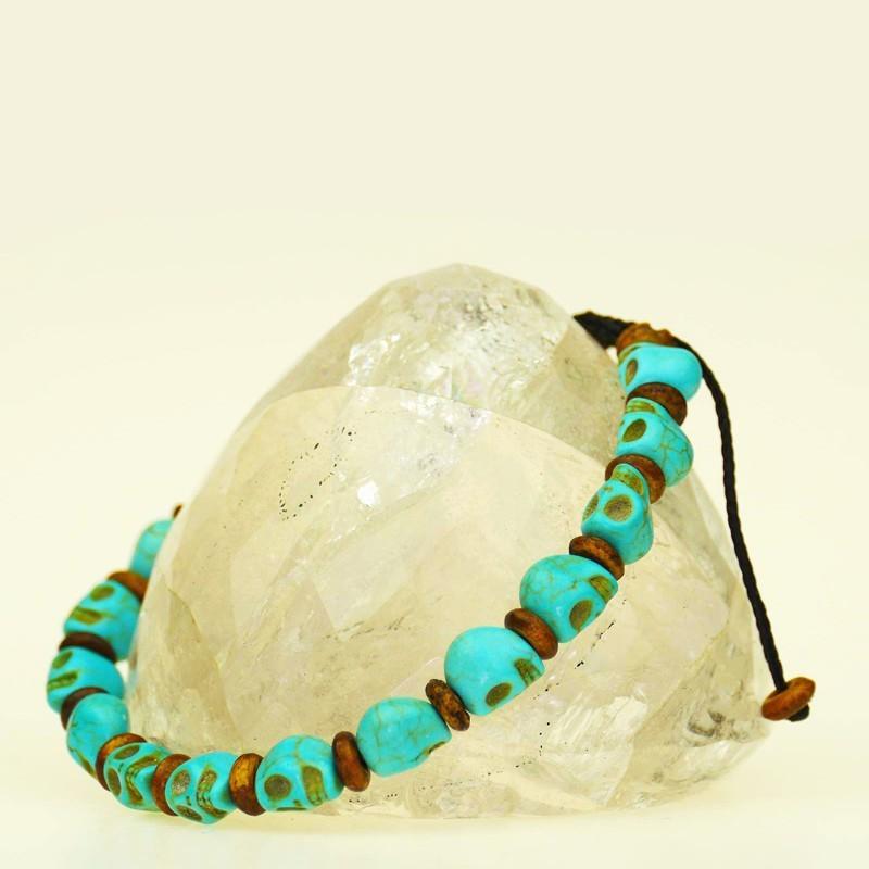 Bracelet Cool Skull Head Jewelry