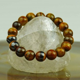 Great Bracelet with Bodhi Tree Seeds